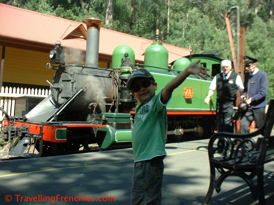 Puffing Billy - Dandenong Ranges