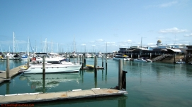 Hervey Bay - marina