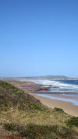 Phillip Island coast line