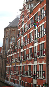 Amsterdam - gorgeous architecture