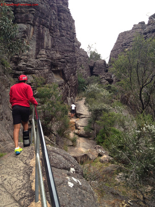 Grampians - Canyon Hike