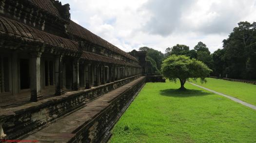 Angkor Wat - majestic and grand