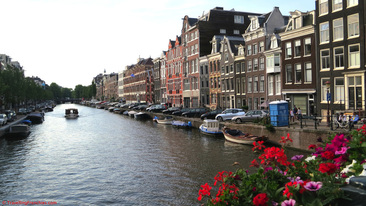 Amsterdam - canals